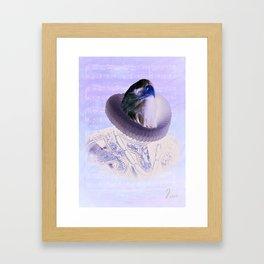 Général Aigle Framed Art Print