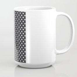 Polka Dots Walls Coffee Mug
