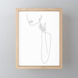 Single Touch Framed Mini Art Print