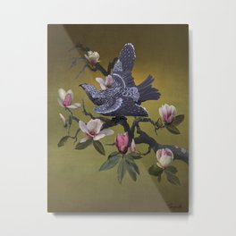 The Shangyang Rainbird Metal Print