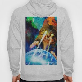 Cat Invasion Hoody