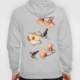 Magnolias and Hummingbirds Hoody