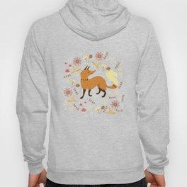 Cute as a Fox Hoody
