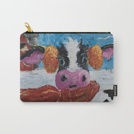 Wis-cow-sin Winter Carry-All Pouch