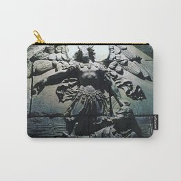 In the Presence of the Angels Carry-All Pouch