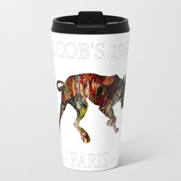 Mad Dog IV Contour Black Colors Jacob's 1968 urban fashion Paris Travel Mug