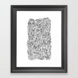 20170220 Framed Art Print