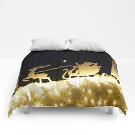 Santa is coming....... Comforters