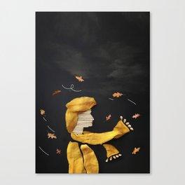 Autumango Canvas Print
