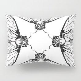 Cicada Rhythms Pillow Sham