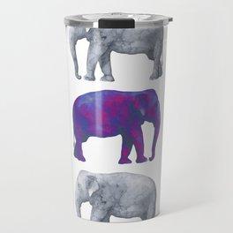 Elephants II Travel Mug