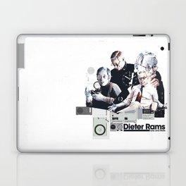 DIETER RAMS: DESIGN HEROES Laptop & iPad Skin