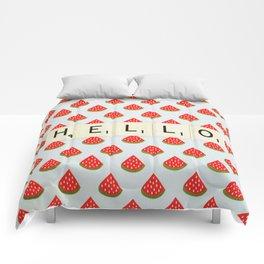 Hello Comforters