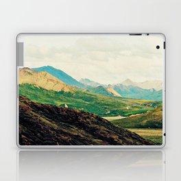 Denali Mountains Laptop & iPad Skin
