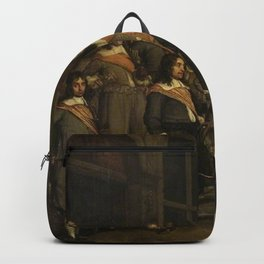 Martinus Lengele - A Company of the Hague Arquebusiers Backpack