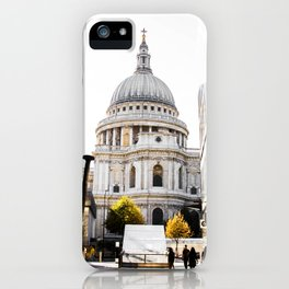 Saint Paul and his Twins iPhone Case