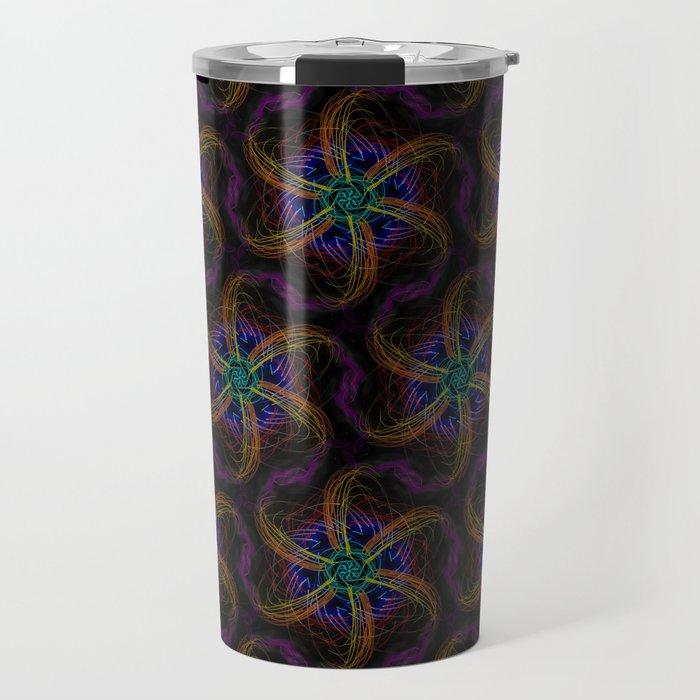 Pattern Anna Travel Mug