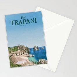 Visit Trapani Stationery Cards