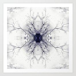 Irrational Logic #sky Art Print