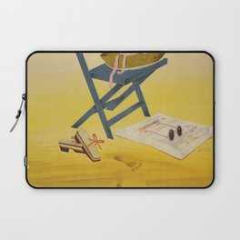 Andalucia Spain - Vintage Travel Posters Laptop Sleeve