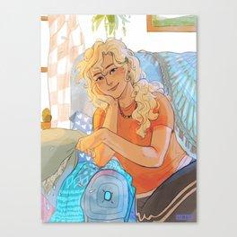 Annabeth Chase Canvas Print