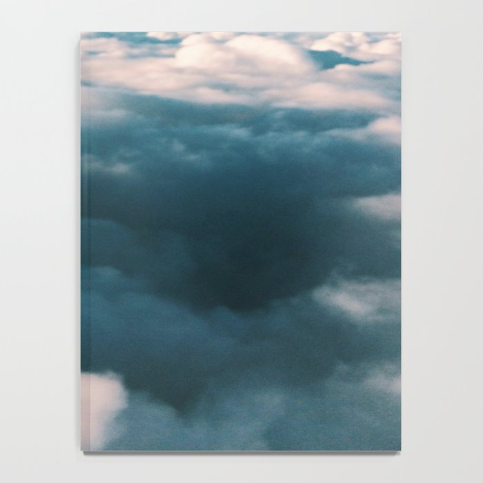 Blue Clouds Notebook