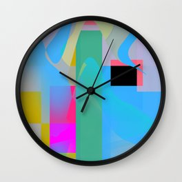 too important to interrupt Wall Clock