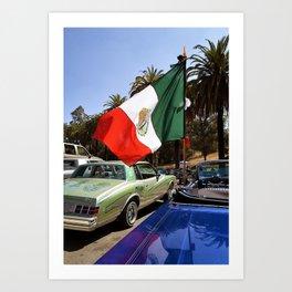 Cinco de Mayo at the Park Art Print