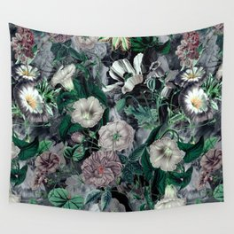 Floral Camouflage VSF016 Wall Tapestry