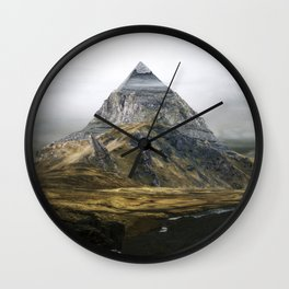 Forgotten World: Gizeh Wall Clock