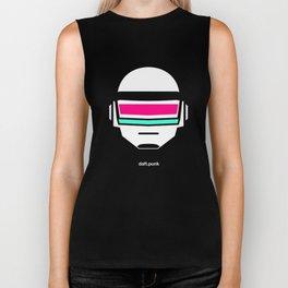 Daft Punk Biker Tank
