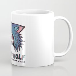PsyWolf Coffee Mug