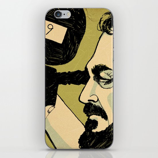kubrick iPhone & iPod Skin