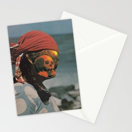 FROM THE OUTSIDE LOOKING IN Stationery Cards