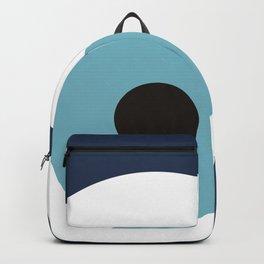 Evil Eye blue protection / Mataki Backpack