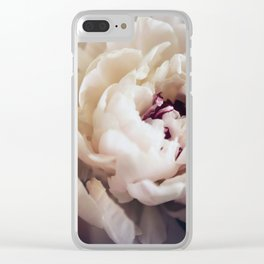 Enchantment Clear iPhone Case