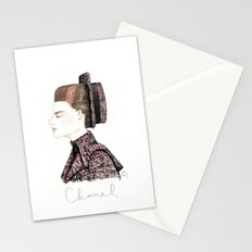 Chanel Haute Couture Fall 2013 Stationery Cards