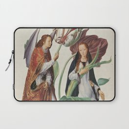 Beatific Botanical Laptop Sleeve