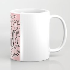 Bridesmaid, hand-lettered, great as a gift!! Mug