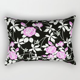Roses.3 Rectangular Pillow
