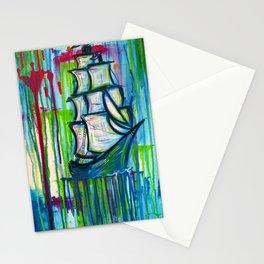 Ships Ahoy Stationery Cards