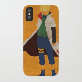 Fourth Hokage iPhone Case