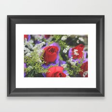 Xin Hua beauty Framed Art Print