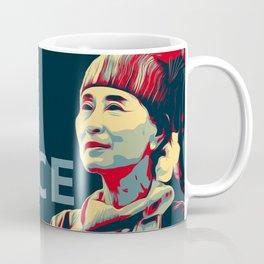 THE FIGHTER! Coffee Mug