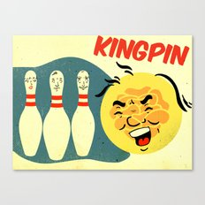 Kingpin Canvas Print
