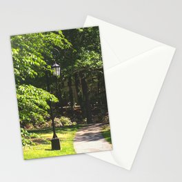 Wellesley Lamp Post Stationery Cards