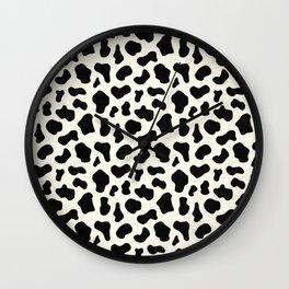 Wild Wall Clock