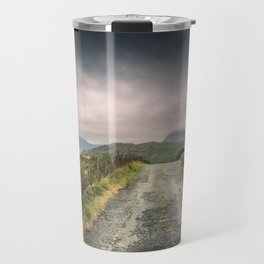 Mountain Panorama Travel Mug