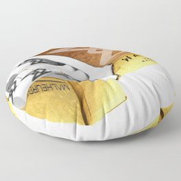 This Product is Extremely Addictive, and Yet Highly Refined Floor Pillow