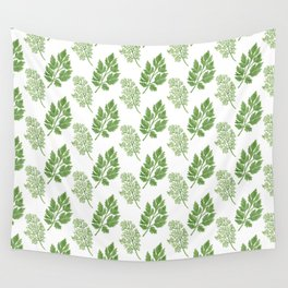 Dill and Parsley Wall Tapestry